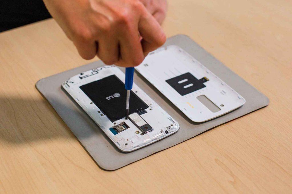 naprawa smartfona